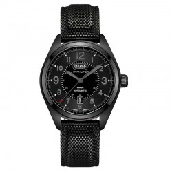 Reloj Hamilton Khaki Field Day Date All Black Auto