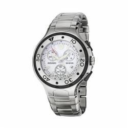 Reloj Movado Serie 800 Crono Cuarzo Blanco Armis 46 mm. OUTLET *