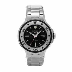 Reloj Movado Serie 800 Cuarzo Negro Armis 42 mm