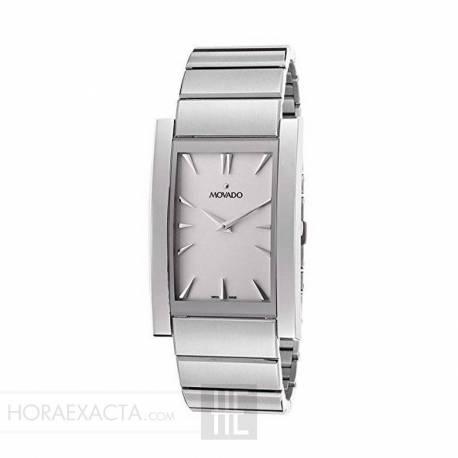 Reloj Movado La Nouvelle Lady Blanco Armis Cuarzo 23x27 mm.