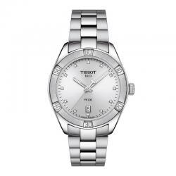 Reloj Tissot PR 100 Lady Sport Chic Cuarzo Acero 36 mm.