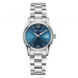 Reloj Hamilton Jazzmaster Lady Cuarzo Armis Azul