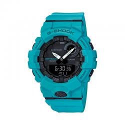 Reloj Casio G-Shock Azul Turquesa Analógico Digital GBA-800-2A2ER