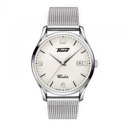 Reloj Tissot Heritage Visodate Quartz Milanesa