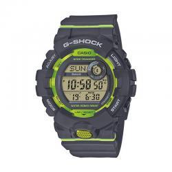 Reloj Casio G-Shock Digital Bluetooth Negro Verde GBD-800-8ER