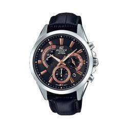 Reloj Casio Edifice Negro Piel EFV-580L-1AVUEF