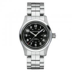 Reloj Hamilton Khaki Field 38 Auto Negro Armis
