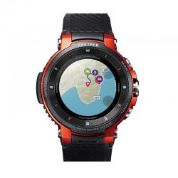 Reloj Casio Pro Trek Smart Black Orange WSD-F30-RGBAE