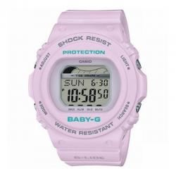 Reloj Casio Baby-G Beach Styled Digital Rosa Pastel BLX-570-6ER