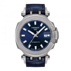 Reloj Tissot T-Race Swissmatic Azul Piel Azul T115.407.17.041.00