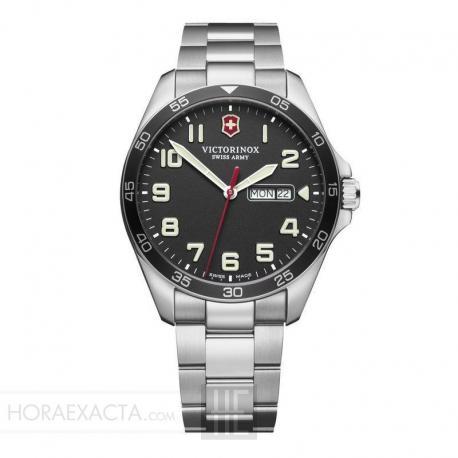 Reloj Victorinox Fieldforce Cuarzo Negro Armis 42 mm. V241849