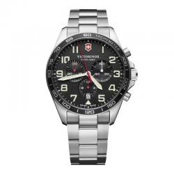 Reloj Victorinox Fieldforce Chrono Cuarzo Negro Armis 42 mm. V241855