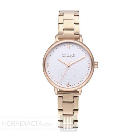 Reloj Mr Wonderful Shine and Smile WR15000