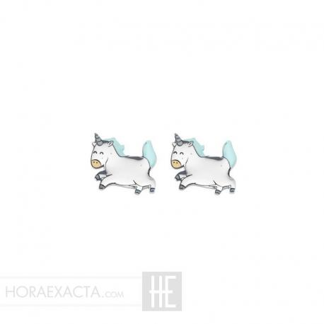 Joyería Mr Wonderful. Pendientes Magic Stud WJ10304