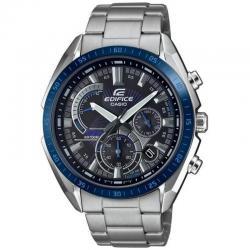 Reloj Casio Edifice Acero Crono Negro Azul Armis EFR-570DB-1BVUEF