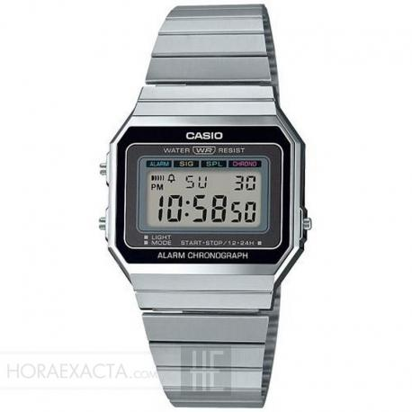 Reloj Casio Collection Vintage Edgy A700WE-1AEF