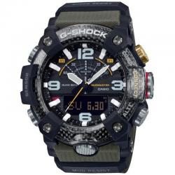 Reloj Casio G-Shock Analógico Digital Mud Resist Negro Kaki . GG-B100-1A3ER