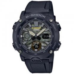 Reloj Casio G-Shock Negro Camu Carbon Core Guard GA-2000SU-1AER