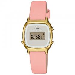 Reloj Casio Collection Vintage Mini Piel Rosa LA670WEFL-4A2EF