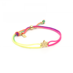 Joyería Mr Wonderful. Pulsera Wonderful Funny Rainbow WJ30104