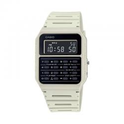 Reloj Casio Collection Vintage EDGY Calculadora Blanco CA-53WF-8BEF
