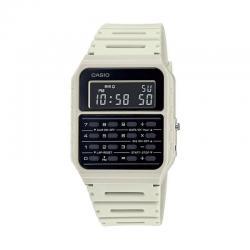 Reloj Casio Collection Vintage EDGY Calculadora Blanco CA-53WF-8BEF