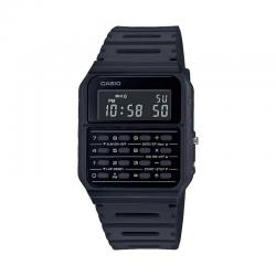 Reloj Casio Collection Vintage EDGY Calculadora Negro CA-53WF-1BEF