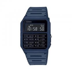 Reloj Casio Collection Vintage EDGY Calculadora Azul CA-53WF-2BEF