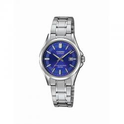 Reloj Casio Collection Analógico Azul Armis LTS-100D-2A2VEF
