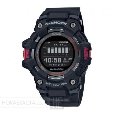 Reloj Casio G-Shock G-SQUAD Bluetooth® Smart GBD-100-1ER