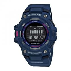 Reloj Casio G-Shock G-SQUAD Bluetooth® Smart Azul GBD-100-2ER