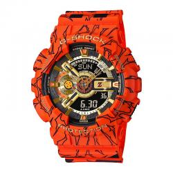 Reloj Casio G-Shock Dragon Ball Z GA-110JDB-1A4
