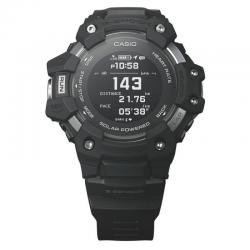 Reloj Casio G-Shock MONITOR DE FRECUENCIA CARDÍACA Y QUAD SENSOR Negro GBD-H1000-1ER