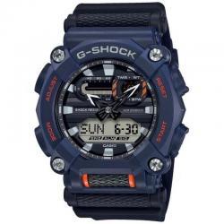 Reloj Casio G-Shock Azul Analógico Digital GA-900-2AER
