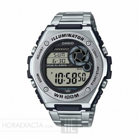 Reloj Casio Collection Digital Armis MWD-100HD-1AVEF