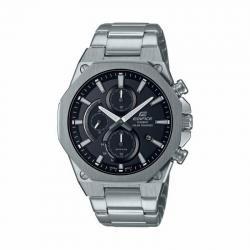 Reloj Casio Edifice Crono Negro Solar Armis EFS-S570D-1AUEF