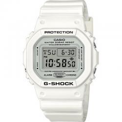 Reloj Casio G-Shock Blanco Cuadrado DW-5600MW-7ER