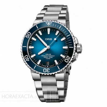 Reloj Oris Aquis Date Calibre 400