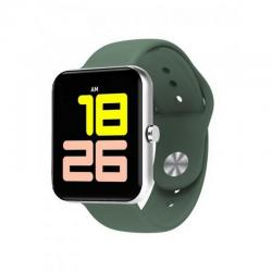 Reloj Duward Smart Rectangular Silicona Verde DSW002.03