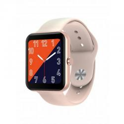 Reloj Duward Smart Rectangular Silicona Rosa DSW002.08