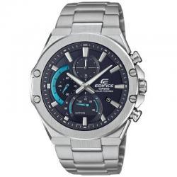 Reloj Casio Edifice Crono Negro Azul Solar EFS-S560D-1AVUEF