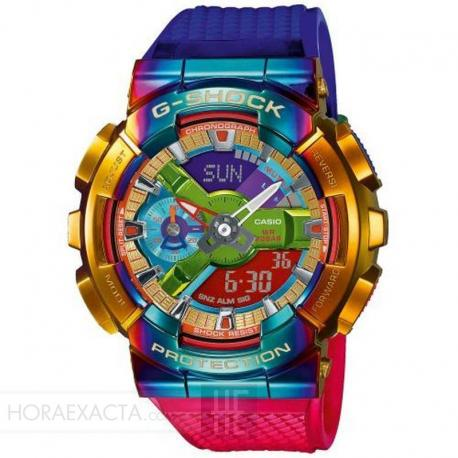Reloj Casio G-Shock Rainbow Analógico Digital GM-110RB-2AER