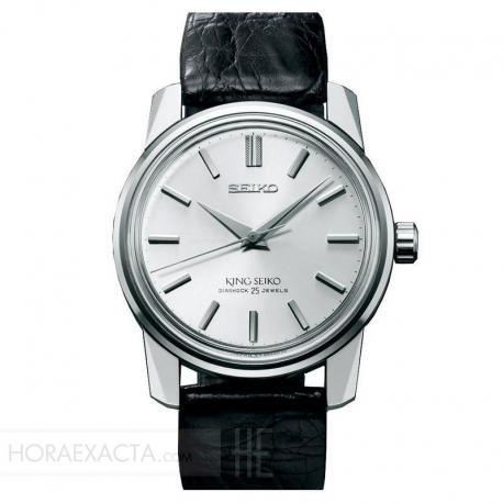 "Reloj Seiko ""King Seiko"". 140 Aniversario. Limited Edition. SJE083J1"