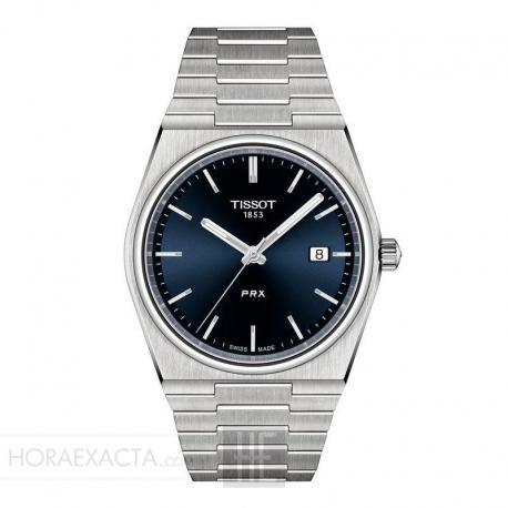 Reloj Tissot PRX Cuarzo Armis Azul. T137.410.11.041.00