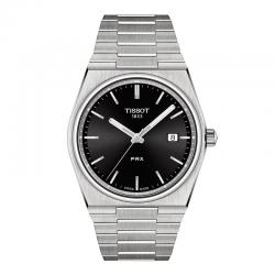 Reloj Tissot PRX Cuarzo Armis Negro. T137.410.11.051.00