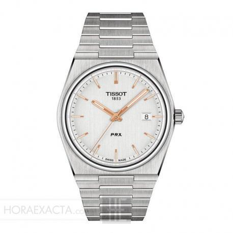 Reloj Tissot PRX Cuarzo Armis Plata. T137.410.11.031.00
