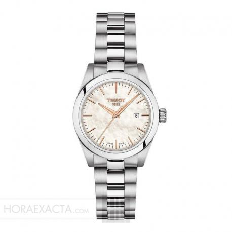 Reloj Tissot T-My Lady Nacar. 30 mm. T132.010.11.111.00
