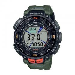 Reloj Casio Pro Trek Digital Solar Verde PRG-240-3er
