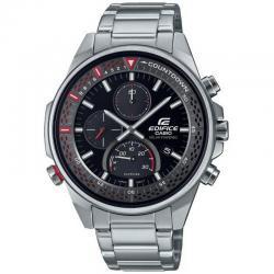 Reloj Casio Edifice Solar Armis Negro Zafiro EFS-S590D-1AVUEF