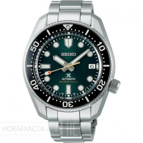 Reloj Seiko Prospex The Island Green Limited Edition 140 Anniversary. SPB207J1